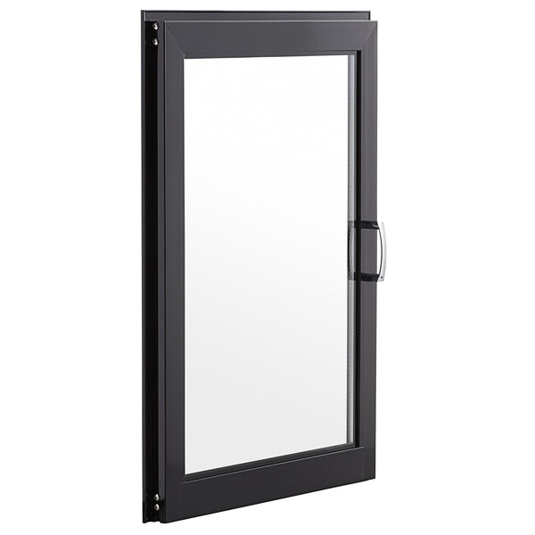 Avantco 19356089 Black Right Door for BC-36-HC and BCD-36 Main Image 1