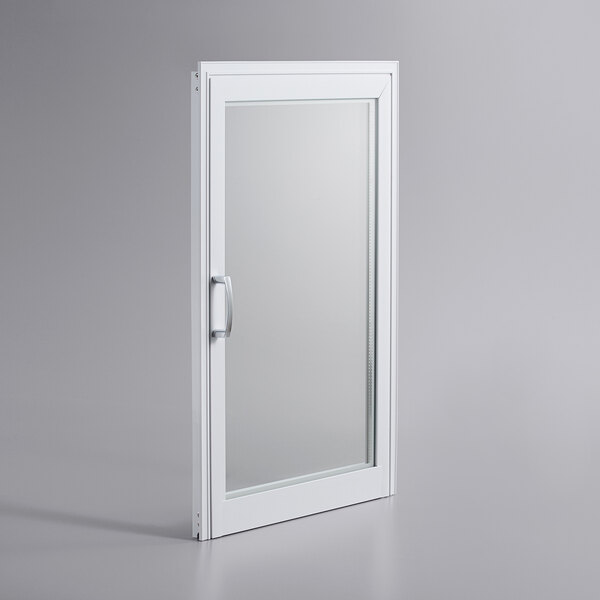 Avantco 19350795 White Left Door for BC-36-HC and BCD-36 Main Image 1
