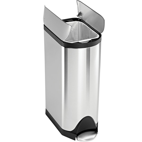 Liter Brushed Stainless Steel