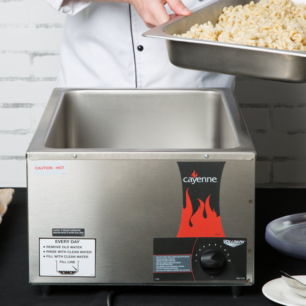 Vollrath 72090 Nitro Full-Size Food Rethermalizer - 120V, 1440W Main Image 4