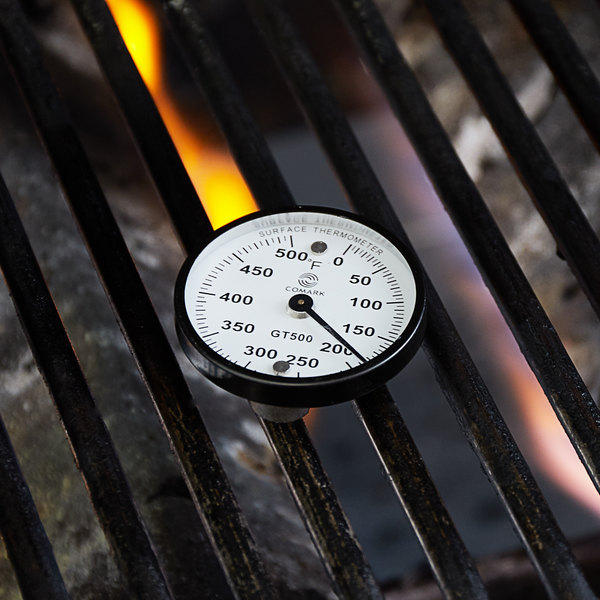 """Comark GT500K 2"""" Dial Grill Thermometer Main Image 3"""