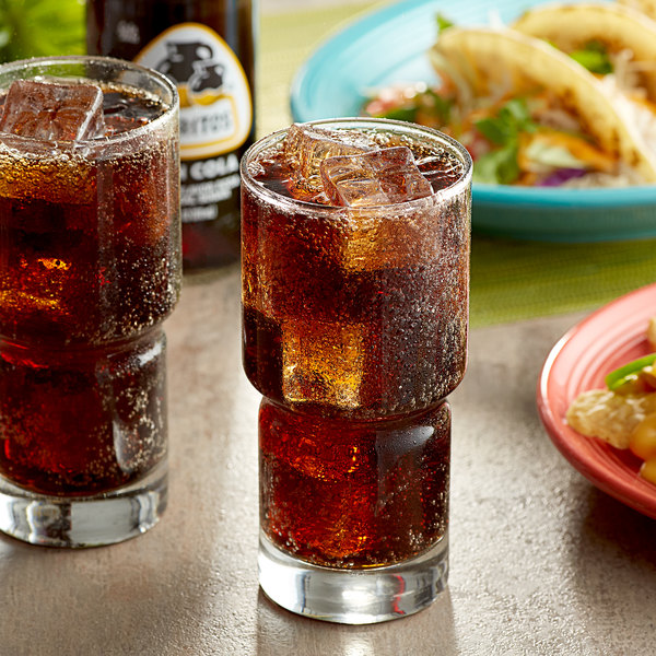 Jarritos 12.5 fl. oz. Mexican Cola Soda - 24/Case