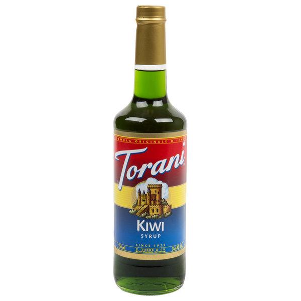 Torani 750 mL Kiwi Flavoring / Fruit Syrup