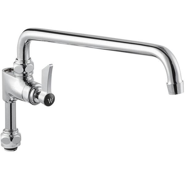 "Waterloo AF14 14"" Pre-Rinse Add-On Faucet Main Image 1"