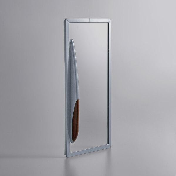 Avantco 36083030 Sliding Glass Top Lid for DFF6-HC Freezers Main Image 1