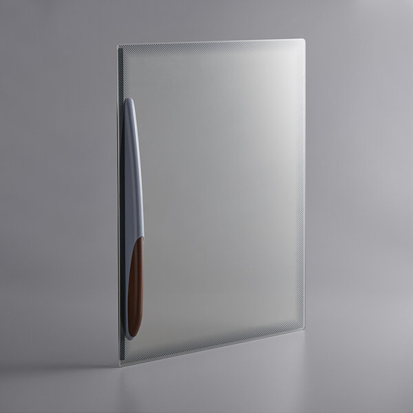 Avantco 36083232 Sliding Glass Top Lid for DFF16-HC Freezers Main Image 1