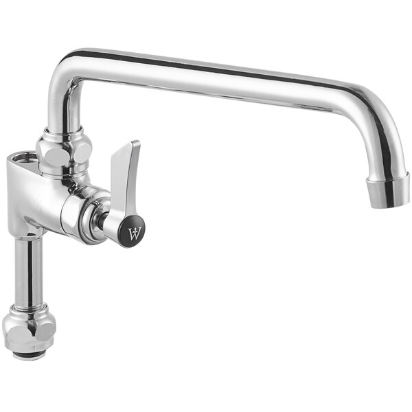 "Waterloo AF12 12"" Pre-Rinse Add-On Faucet Main Image 1"