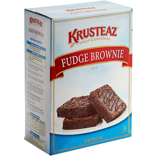 Krusteaz Professional 7 lb. Fudge Brownie Mix