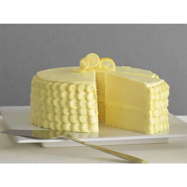Krusteaz Professional 5 lb. Lemon Cake Mix