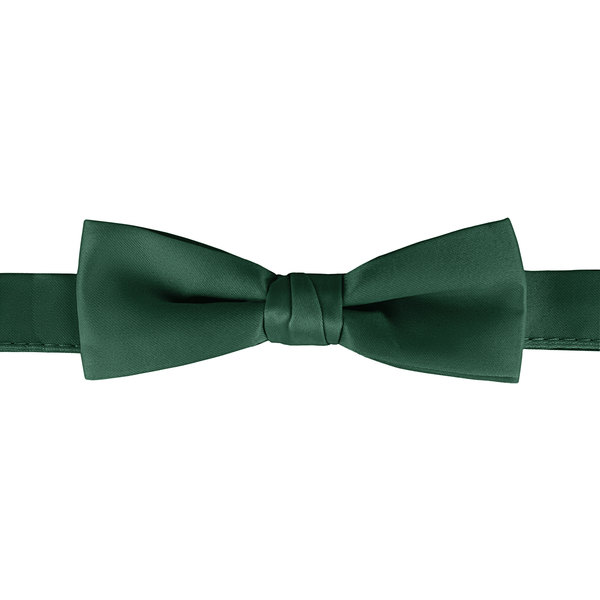 """Henry Segal Hunter Green 1 1/2"""" Wide Adjustable Band Poly-Satin Bow Tie Main Image 1"""