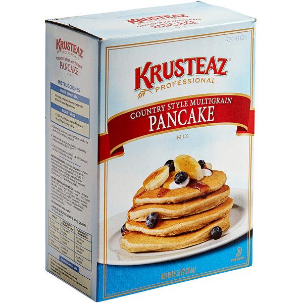 Krusteaz Professional 5 lb. Country Style Multigrain Pancake Mix Main Image 1