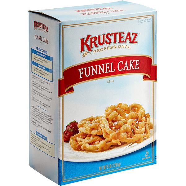 Krusteaz Professional 5 lb. Funnel Cake Mix