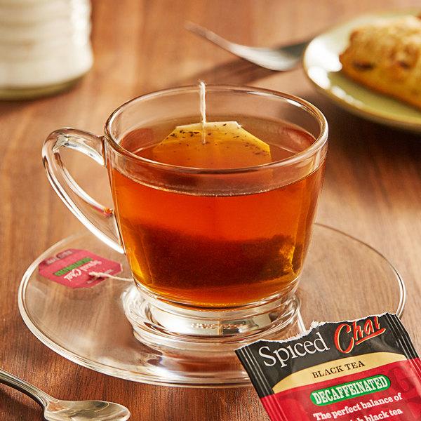 Bigelow Spiced Chai Decaffeinated Tea Bags - 20/Box Main Image 2