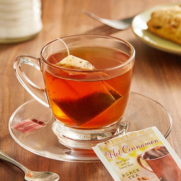 Bigelow Hot Cinnamon Black Tea Bags - 18/Box Main Image 2