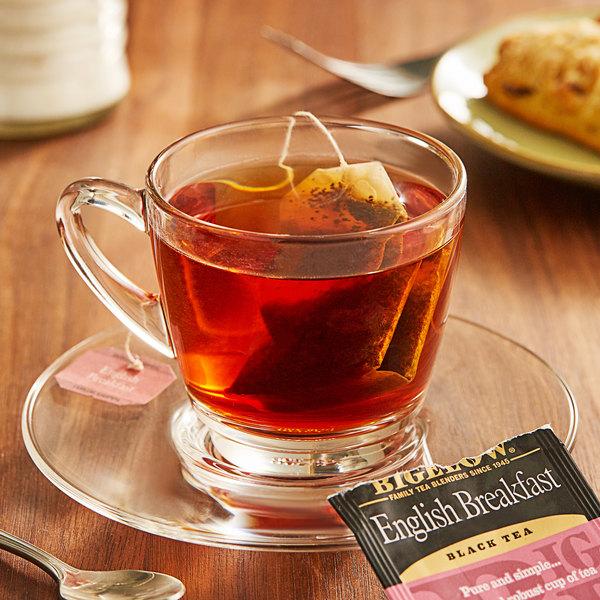 Bigelow English Breakfast Tea Bags - 28/Box