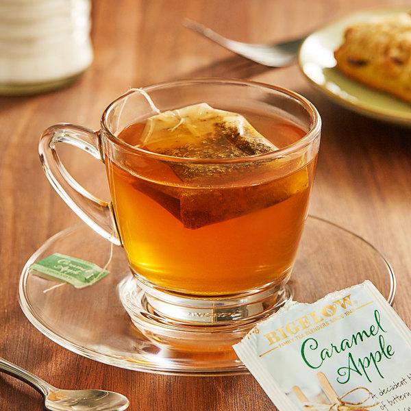 Bigelow Caramel Apple Tea Bags - 18/Box