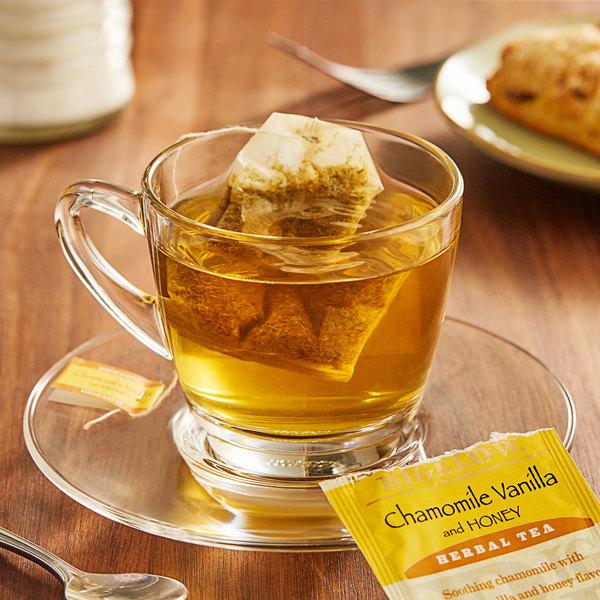 Bigelow Chamomile Vanilla and Honey Herbal Tea Bags - 20/Box Main Image 2