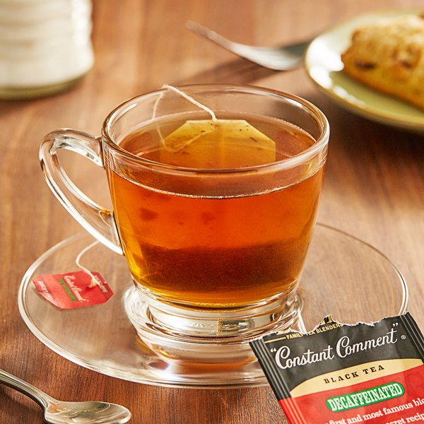 Bigelow Constant Comment Decaffeinated Tea Bags - 20/Box Main Image 2