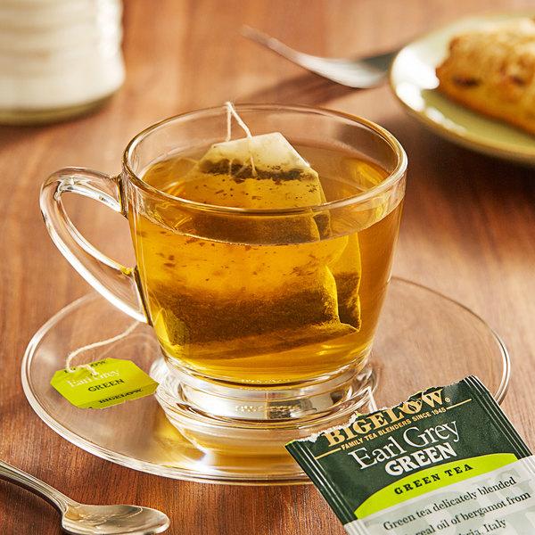 Bigelow Earl Grey Green Tea Bags - 20/Box Main Image 2