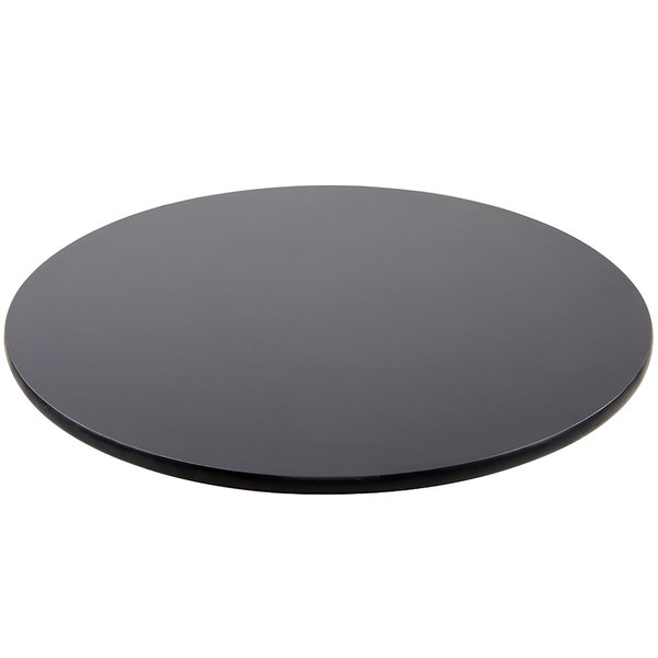 Lancaster Table Seating 36 Laminated Round Table Top Reversible