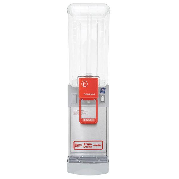 Cecilware Arctic Economy 20/1PE Single 5.4 Gallon Bowl Premix Cold Beverage Dispenser