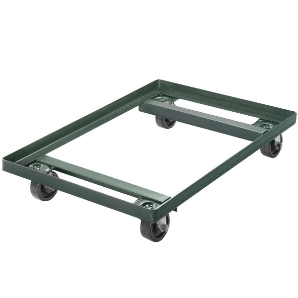 "Chicago Metallic 42580 Steel Sheet Customizable Pan Dolly with 3"" Casters"