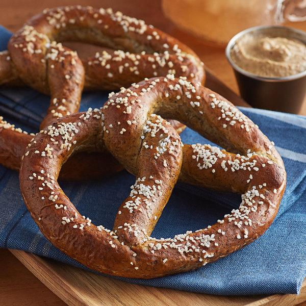 Dutch Country Foods Hempzels™ 4 oz. Soft Hemp Pretzels - 48/Case Main Image 2