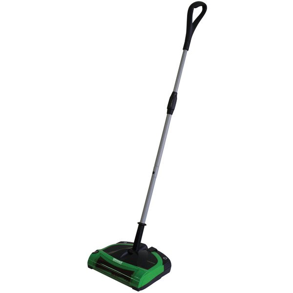 Bissell Commercial BG9100NM Cordless Electric Single Brush Floor Sweeper Main Image 1