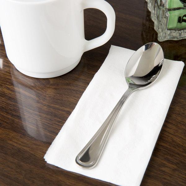 Regency Flatware Stainless Steel Teaspoon - 12/Case