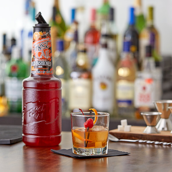 Finest Call 1 Liter Premium Old Fashioned Mix Main Image 2