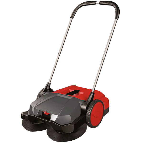 """Bissell Commercial BG-355 Deluxe Turbo 21"""" Triple Brush Manual Power Sweeper Main Image 1"""