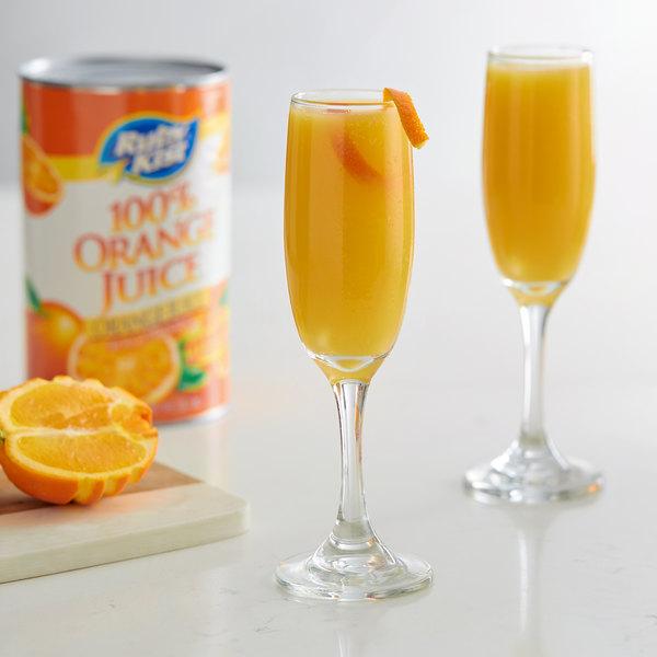 Ruby Kist 46 fl. oz. Orange Juice - 12/Case Main Image 2