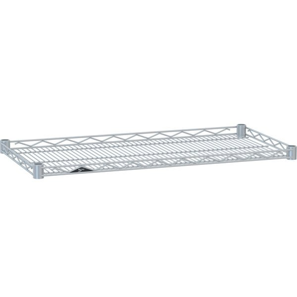 "Metro HDM1436BR Super Erecta Brite Drop Mat Wire Shelf - 14"" x 36"""