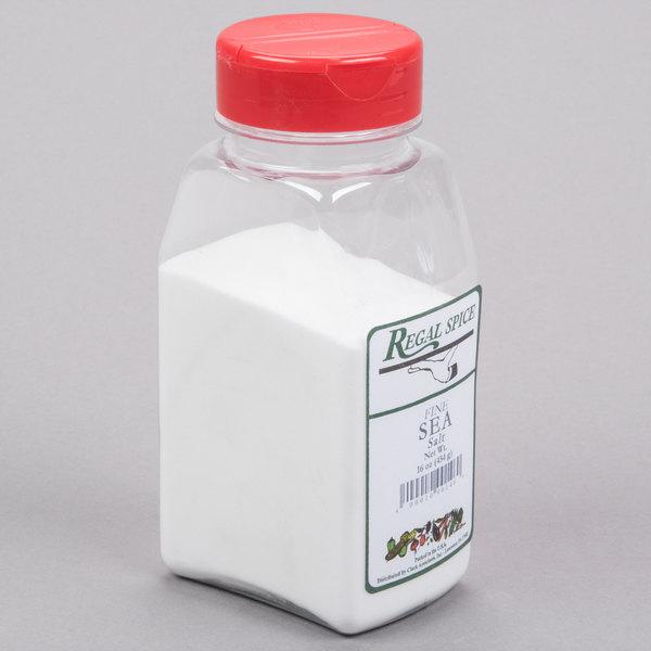Regal Fine Sea Salt - 16 oz