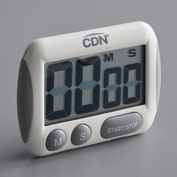 CDN TM15 Extra Large Display Cooking Timer Kitchen