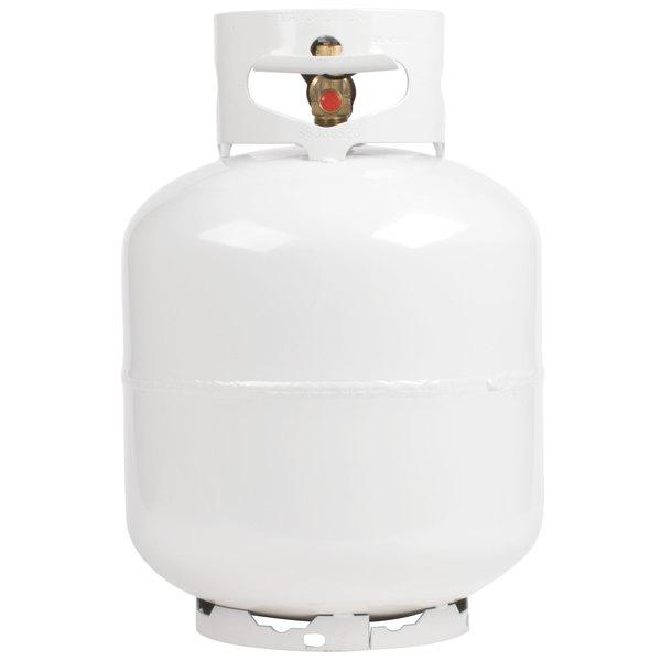 Bakers Pride 40 Lb Liquid Propane Tank Webstaurantstore