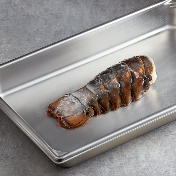 Boston Lobster Company 10 lb. Case of 14-16 oz. Lobster Tails