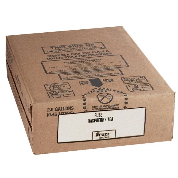 Fuze® Raspberry Iced Tea 2.5 Gallon Bag