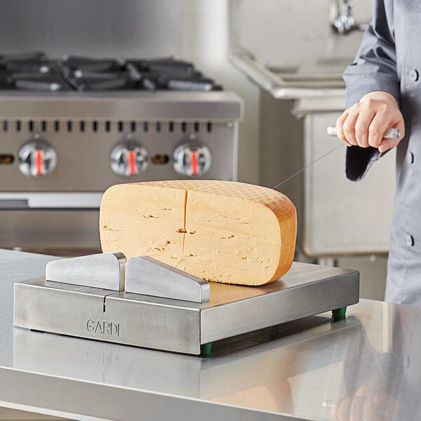 Garde CHEESBLKW Stainless Steel Cheese Blocker Main Image 4