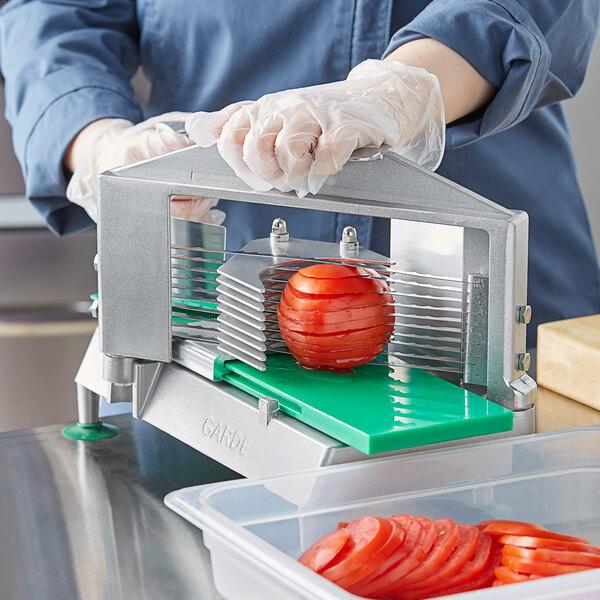 "Garde XL TSXL14 1/4"" Serrated Blade Tomato Slicer Main Image 4"