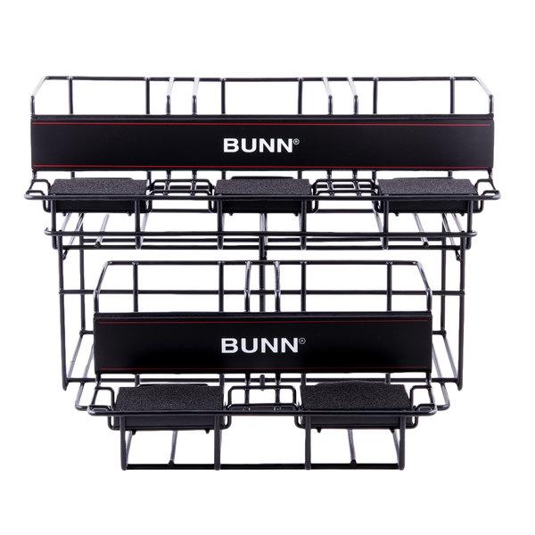 Bunn 35728.0004 UNIV-5 APR Two Tier Five Pot Universal Airpot Rack