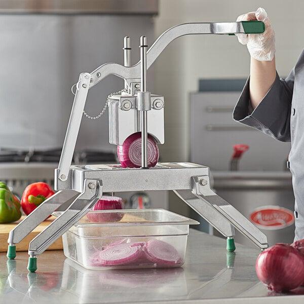 """Garde ONSLIC14 1/4"""" Onion / Produce Slicer Main Image 4"""