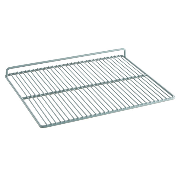 "Avantco 178SHELFA12 Coated Wire Shelf for A-12 Series Reach-Ins - 20 1/4"" x 17 5/8"" Main Image 1"