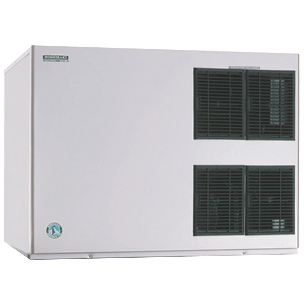 "Hoshizaki KM-1900SAH3 Stackable 48"" Air Cooled Crescent Cube Ice Machine - 1859 lb."