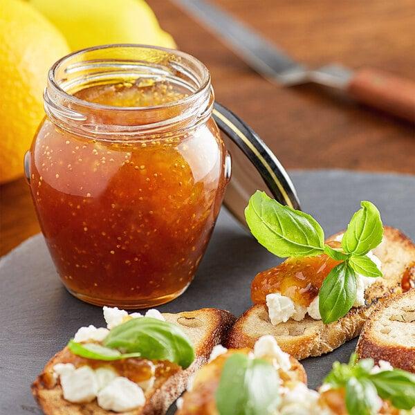 Dalmatia 8.5 oz. Fig Spread with Fresh Orange Main Image 2