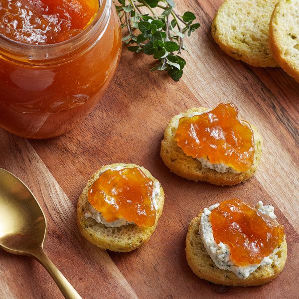 Dalmatia 8.5 oz. Organic Apricot Spread - 12/Case