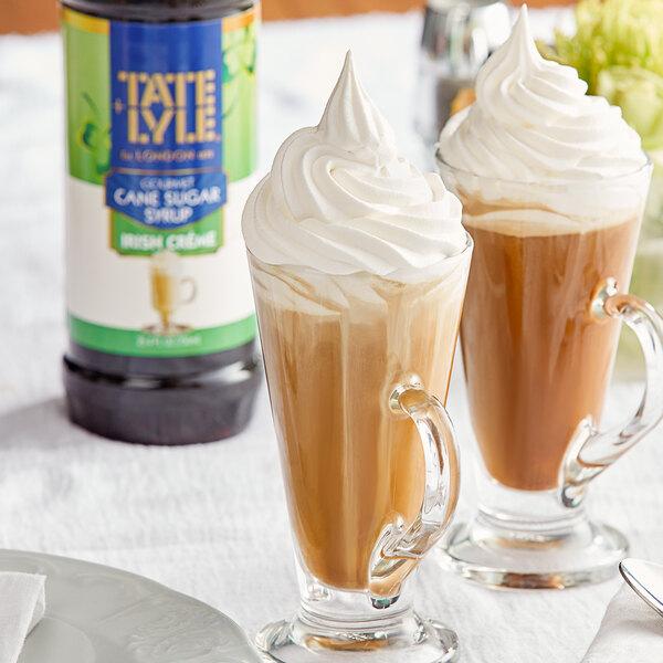 Tate and Lyle 750 mL Irish Creme Flavoring Syrup Main Image 2