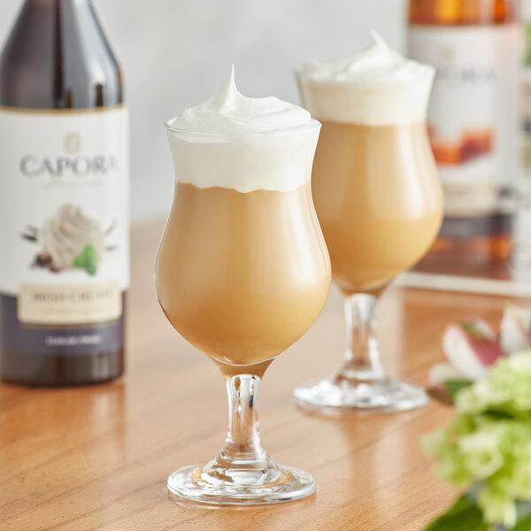 Capora 750 mL Irish Cream Flavoring Syrup Main Image 2