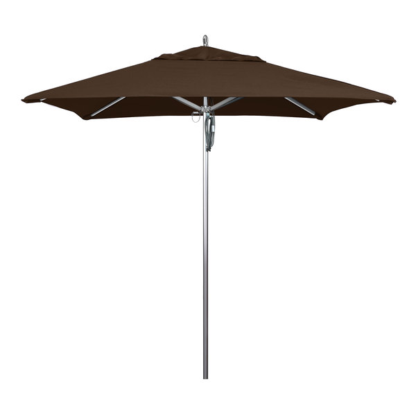 brown California Umbrella umbrella