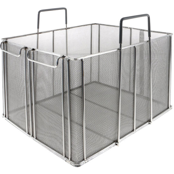 Pitco B4512702 Large Pasta Basket 16.25x13.5x10 Main Image 1